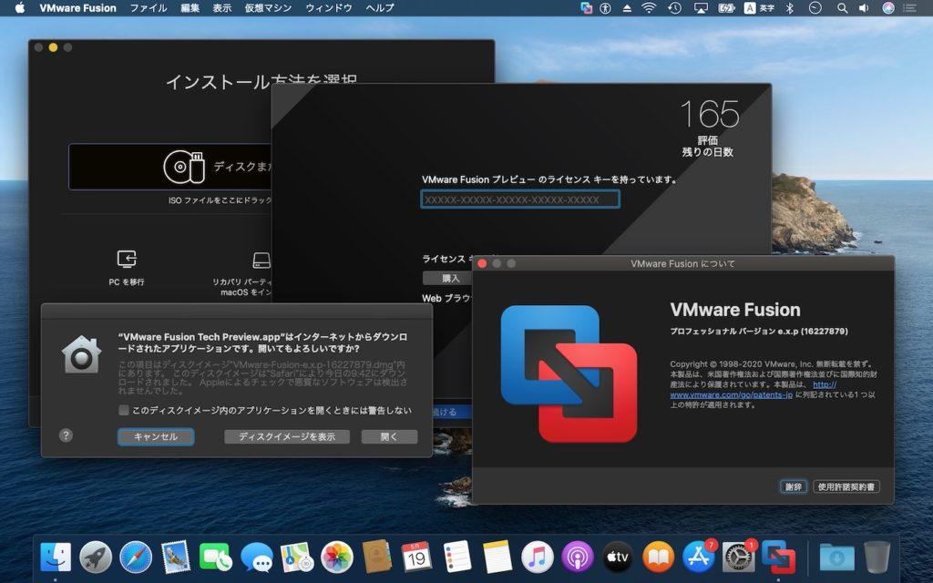 Vmware fusion windows 10
