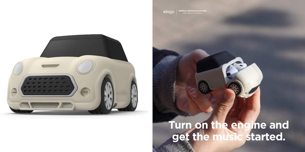 Mini Car AirPods Case for AirPods 1 & 2