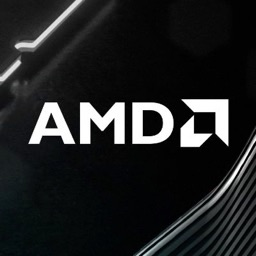 AMDのロゴ