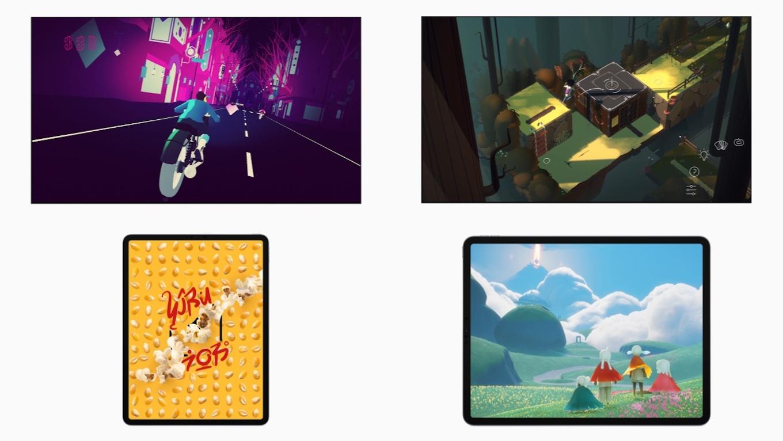 Apple Design Award 2020 games