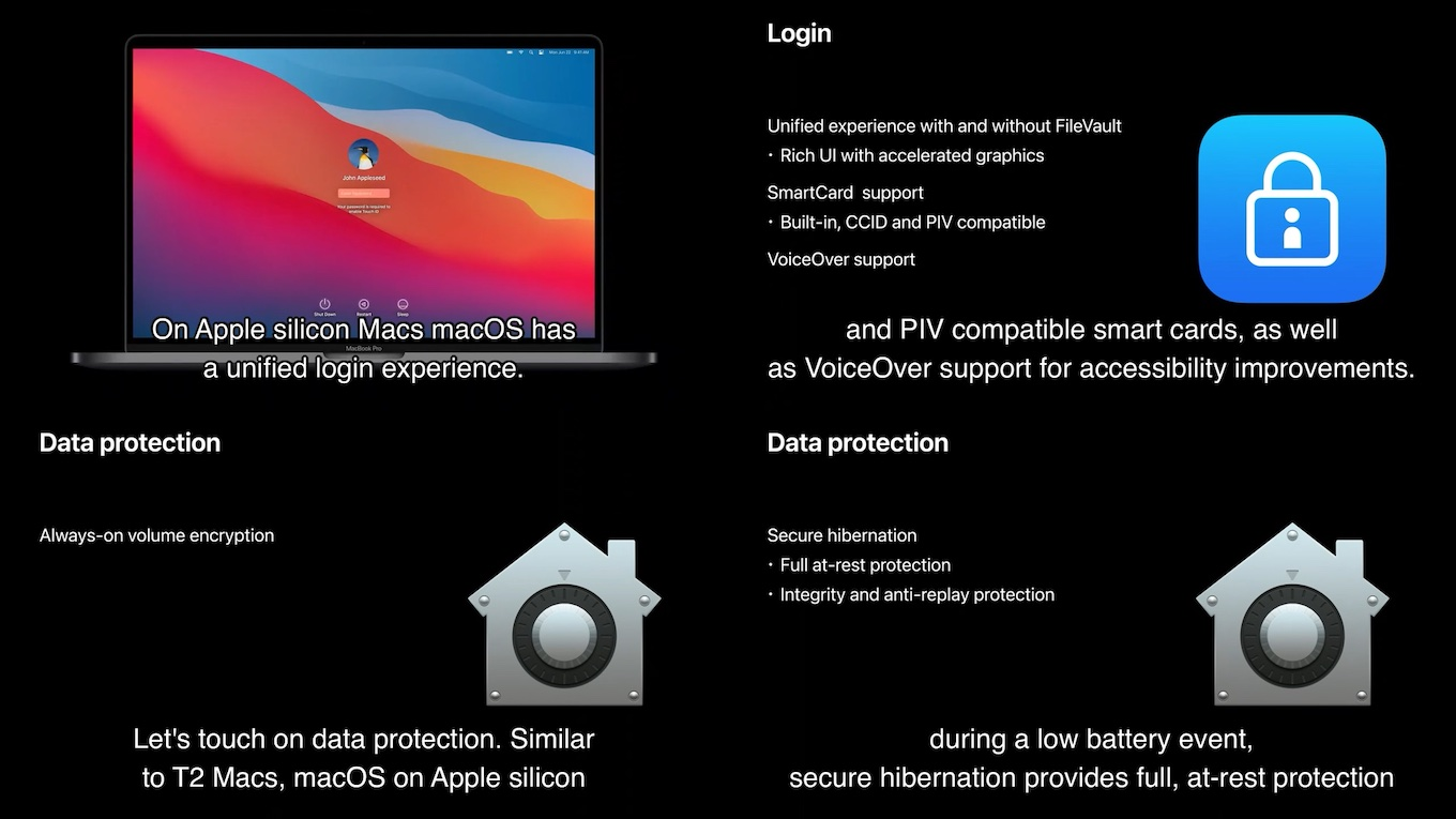 Apple Silicon製MacのFileVault