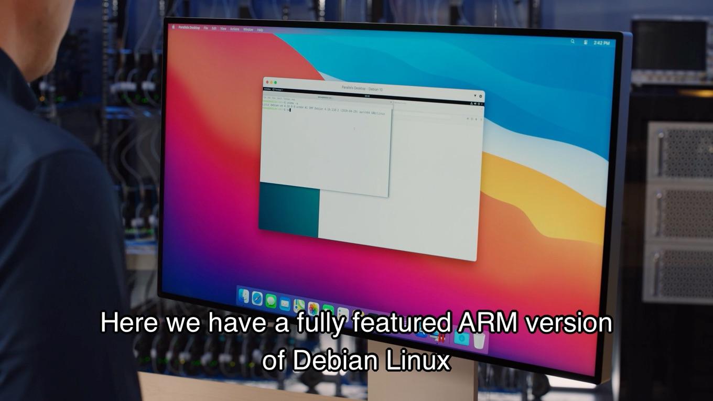 ARM版Debian/Linux