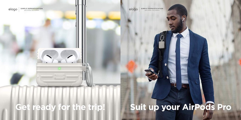elago Suit AirPods Proケース