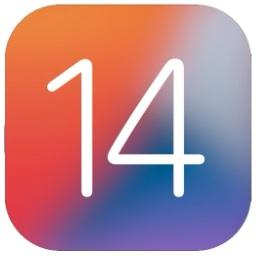 iOS 14のロゴ