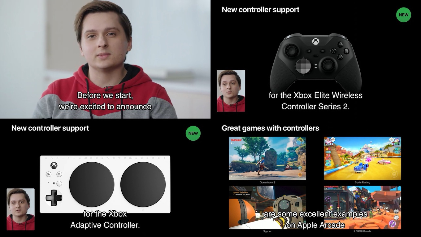Xbox Elite Wireless Controller Series 2とXbox Adaptive Controller