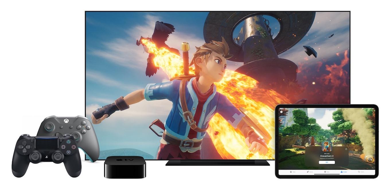 Apple Arcadeとゲームコントローラー