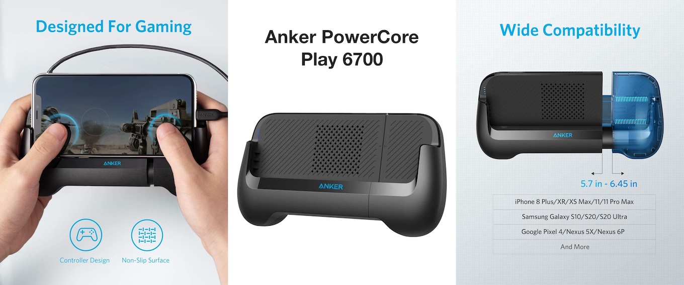 Anker PowerCore Play 6700