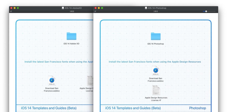iOS 14 Apple Design Resources AdobeXD