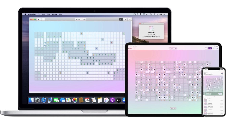 Mineswifter for Mac/iOS