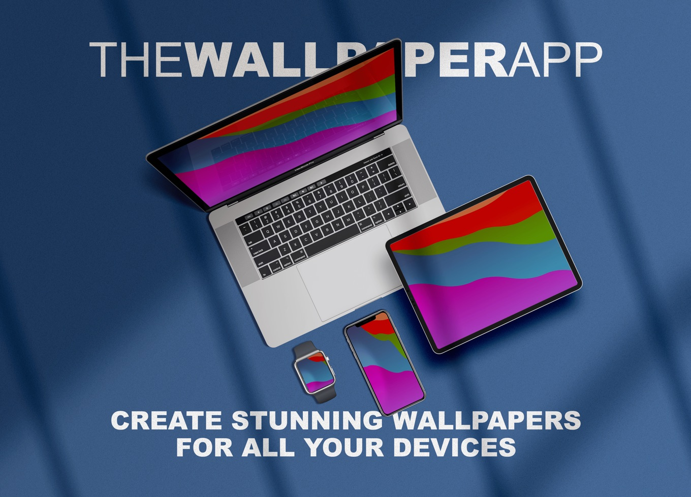 The Wallpaper App all device