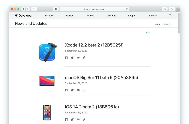 macOS Big Sur 11 beta 9 (20A5384c)