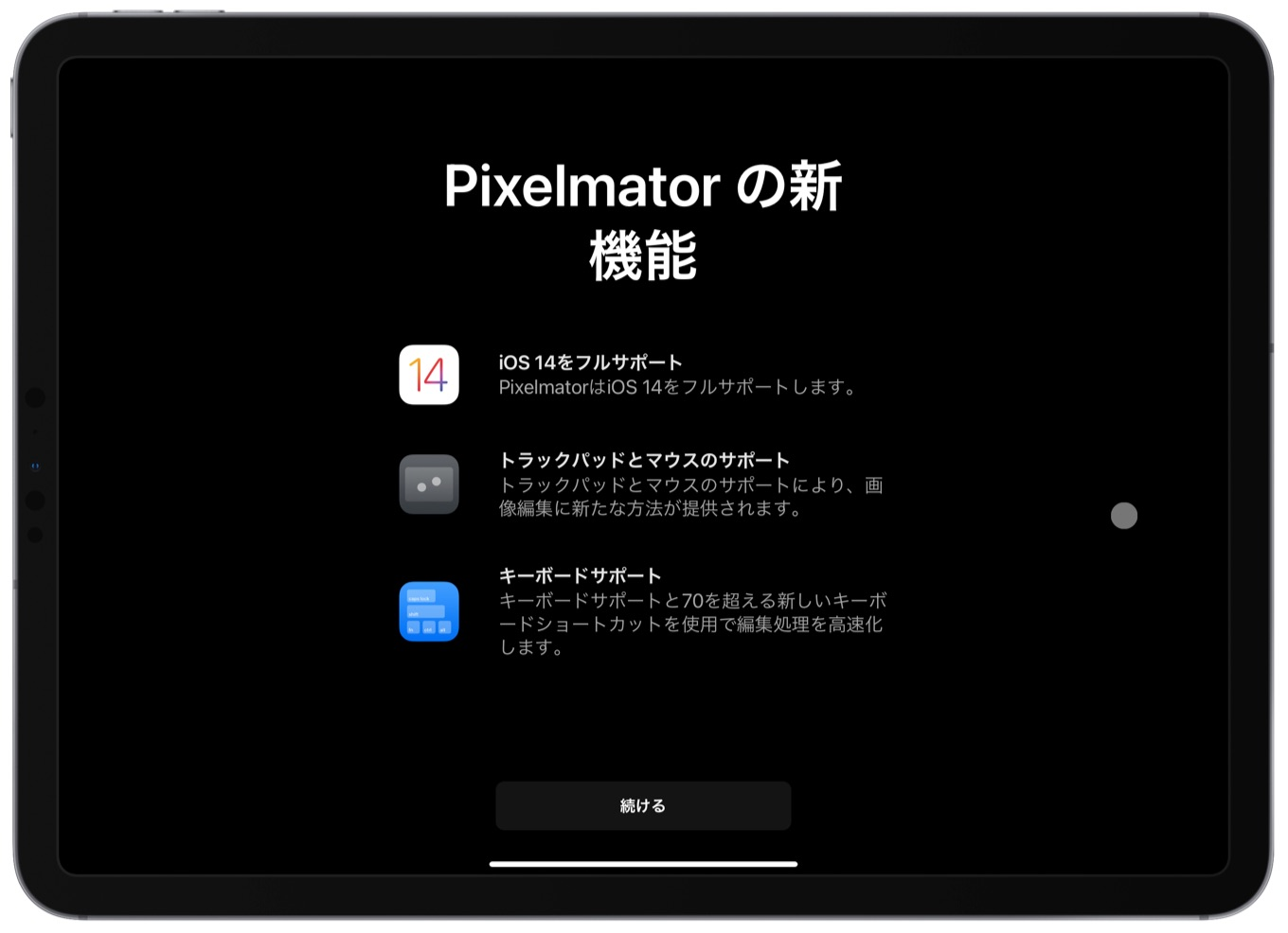 Pixelmator for iPad