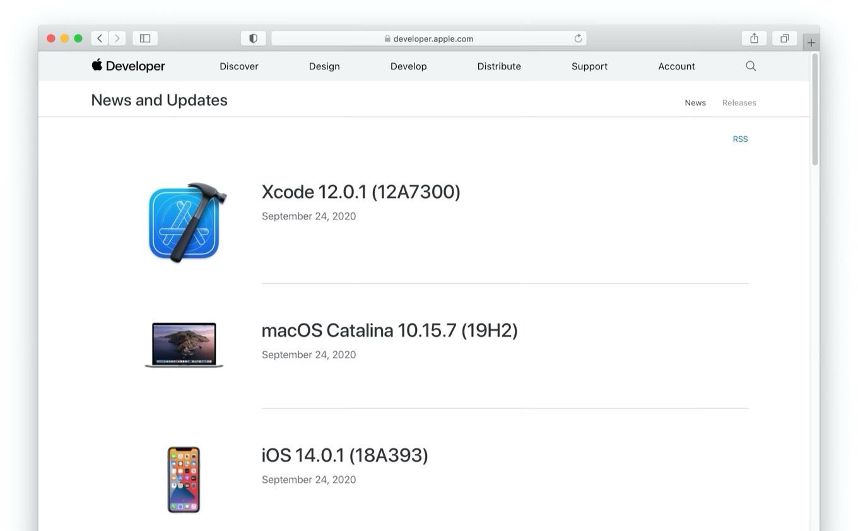 macOS Catalina 10.15.7 (19H2)