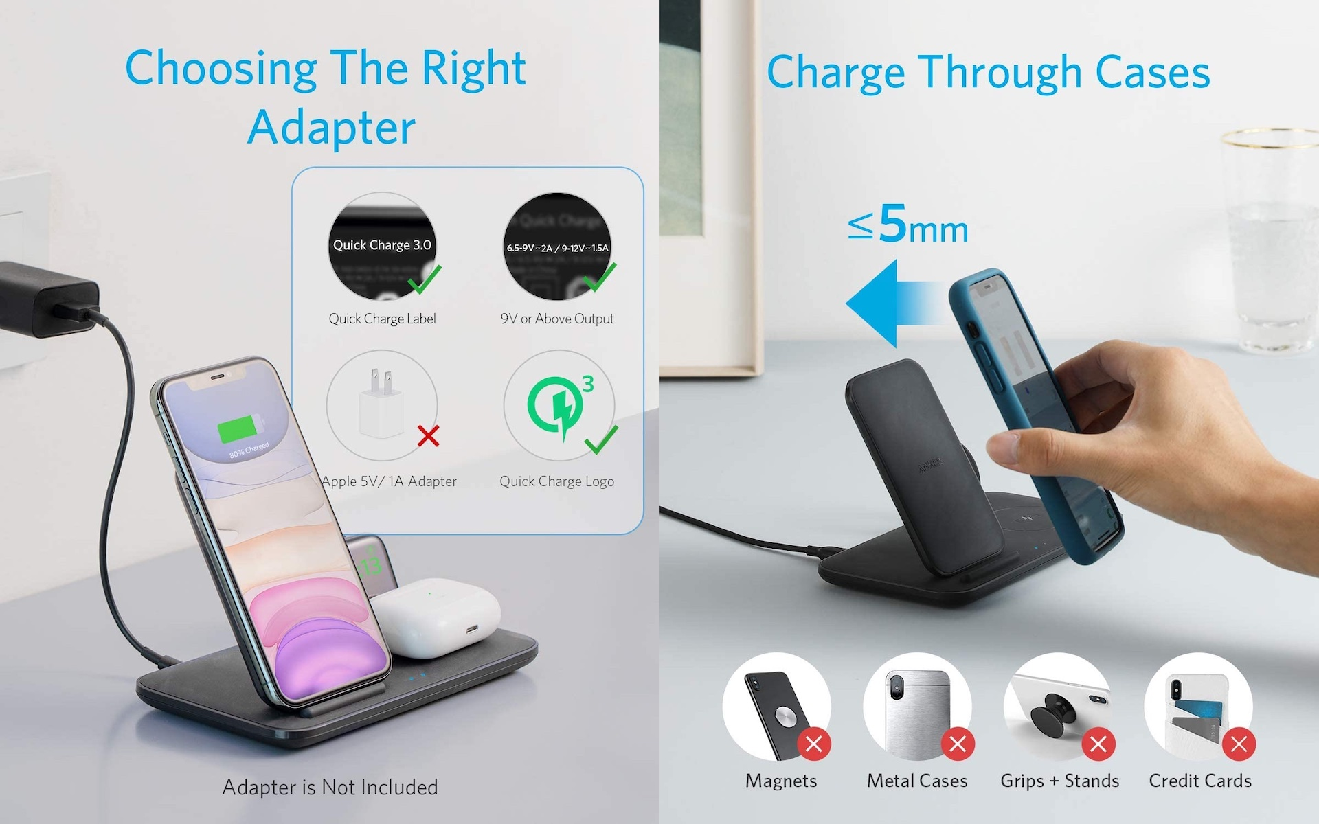 Quick Charge 2.0/3.0