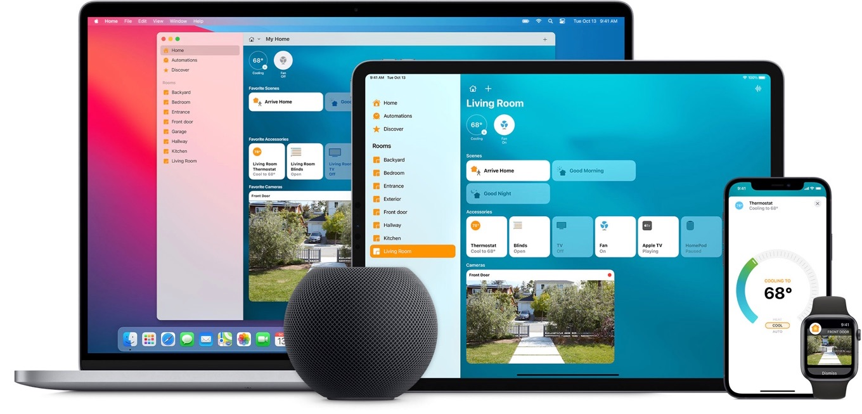 HomeKit Security Video 2020 HomePod