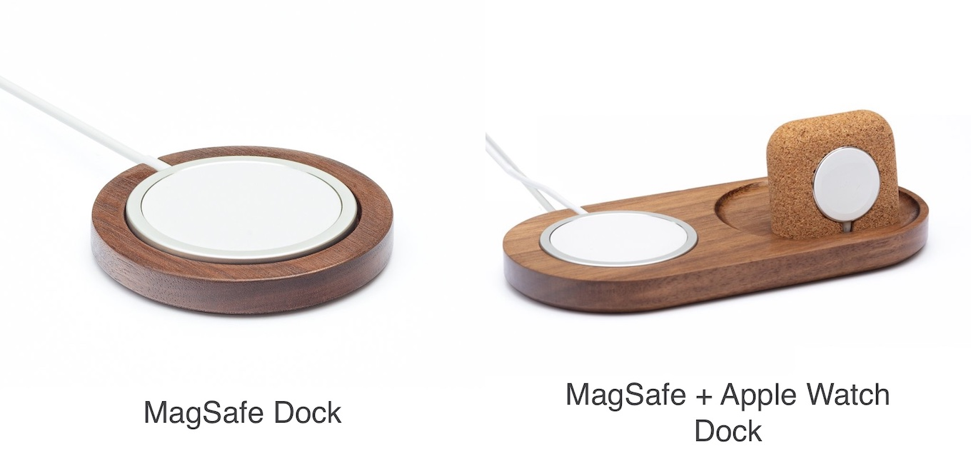 Material Dock MaSafe Dock by Studio Neat