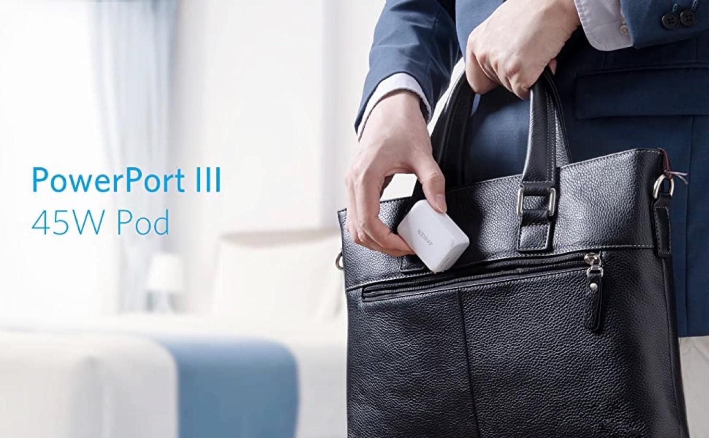 PowerPort III 45W Pod