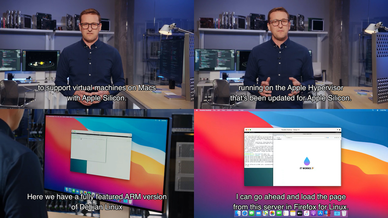 AppleのHypervisor.frameworkとApple Silicon MacとmacOS 11 Big Sur