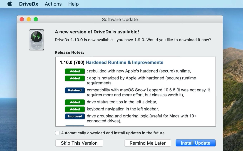 DriveDx v1.10.0