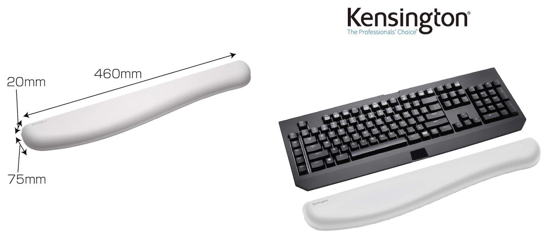 ErgoSoft Wrist Rest 大型キーボード用リストレスト