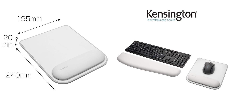 ErgoSoft Wrist Rest リストレスト付マウスパッド