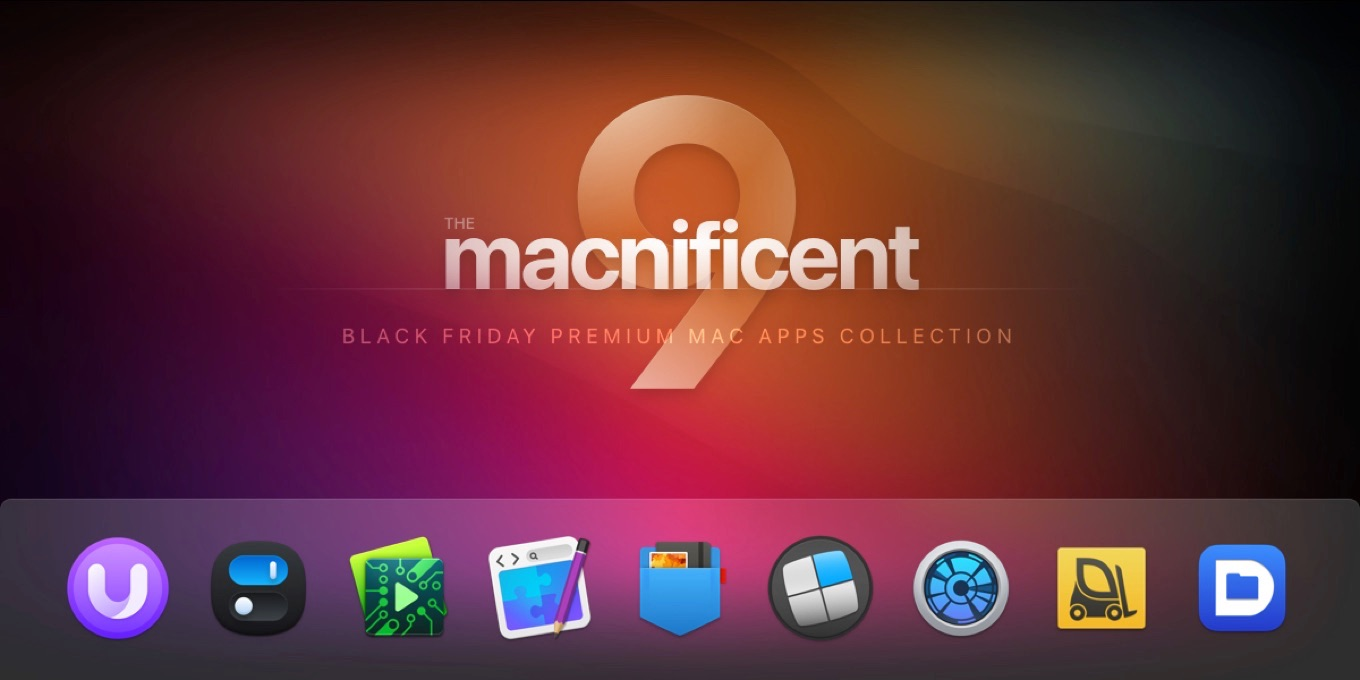 Black Friday Mac Apps Collection 2020