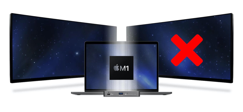OWC Thunderbolt Hub with Apple M1 Mac