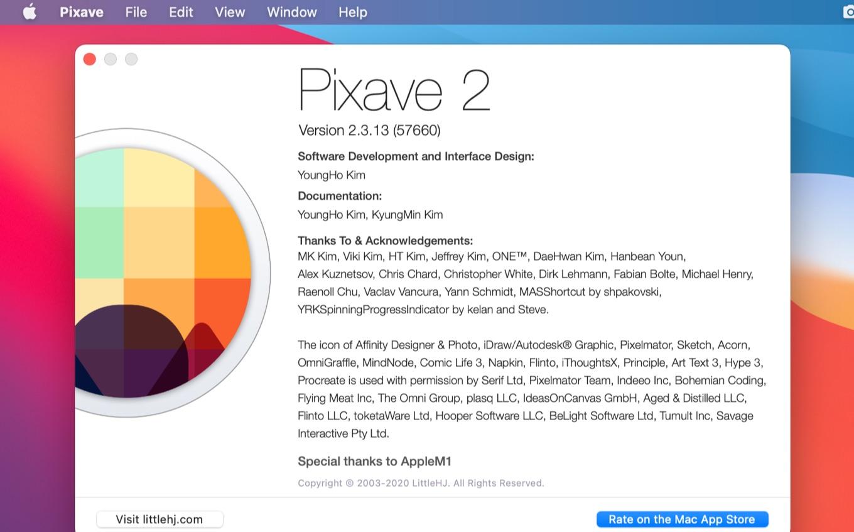 Pixave 2