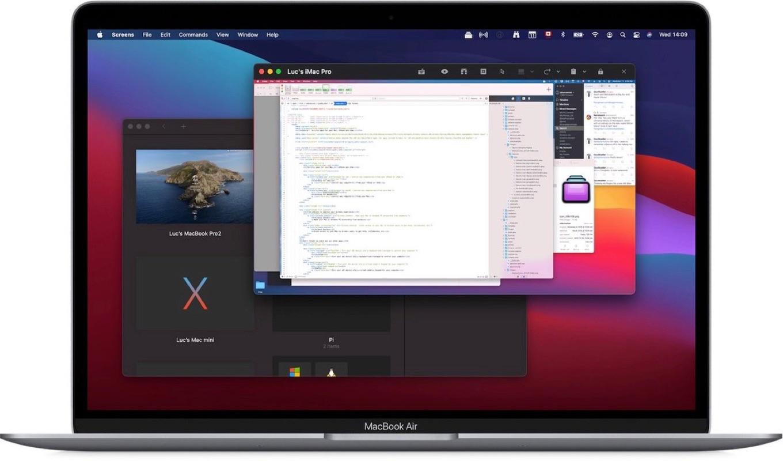 Screens 4 for macOS