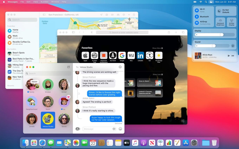macOS 11 Big SurのMac Catalyst