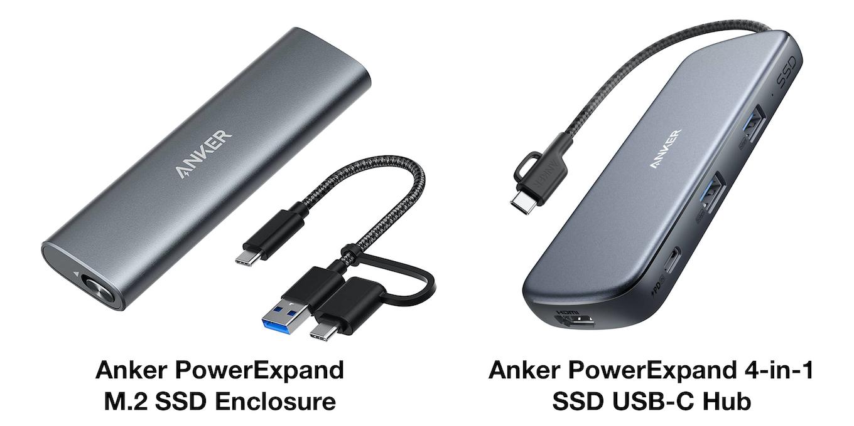 Anker PowerExpand M.2 SSD Enclosure