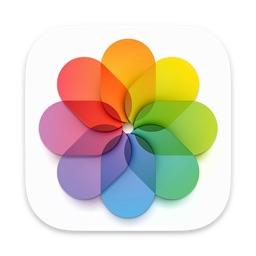 macOS 11 Big Surの写真アプリのアイコン