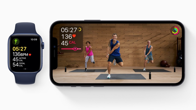 パーソナル・フィットネスサービス Apple Fitness+