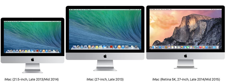 2020年11月30日にビンテージになったiMac