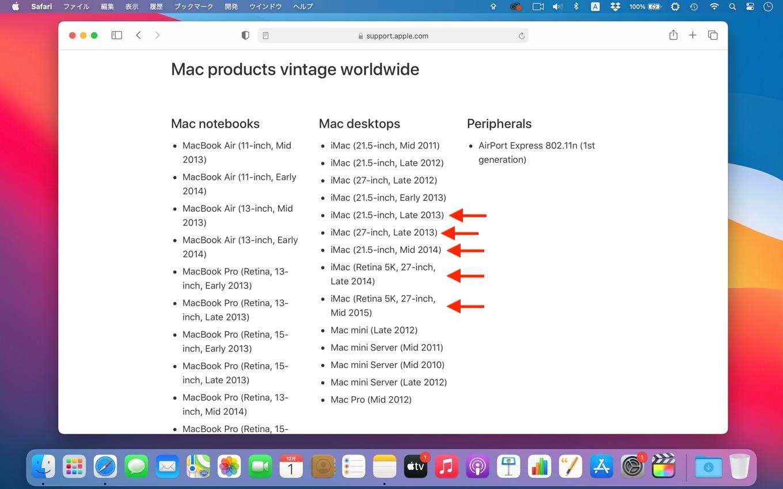 iMac Retina 5K products vintage worldwide