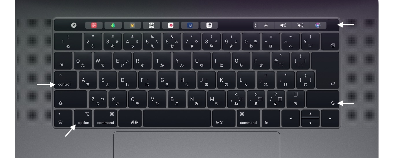 MacBook Air/ProのSMCリセット