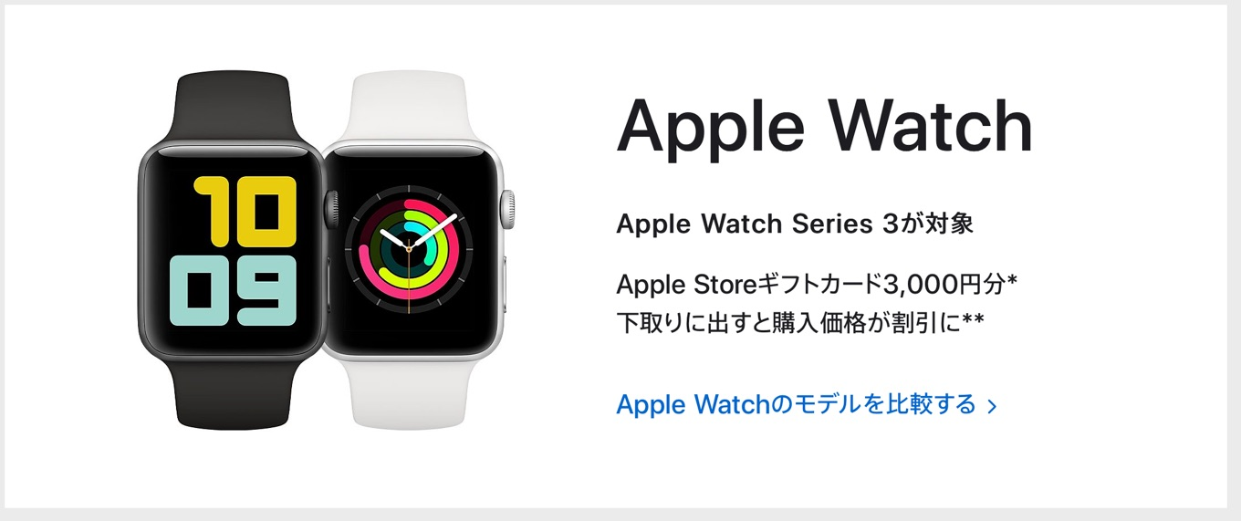 Appleの初売り2021 Apple Watch