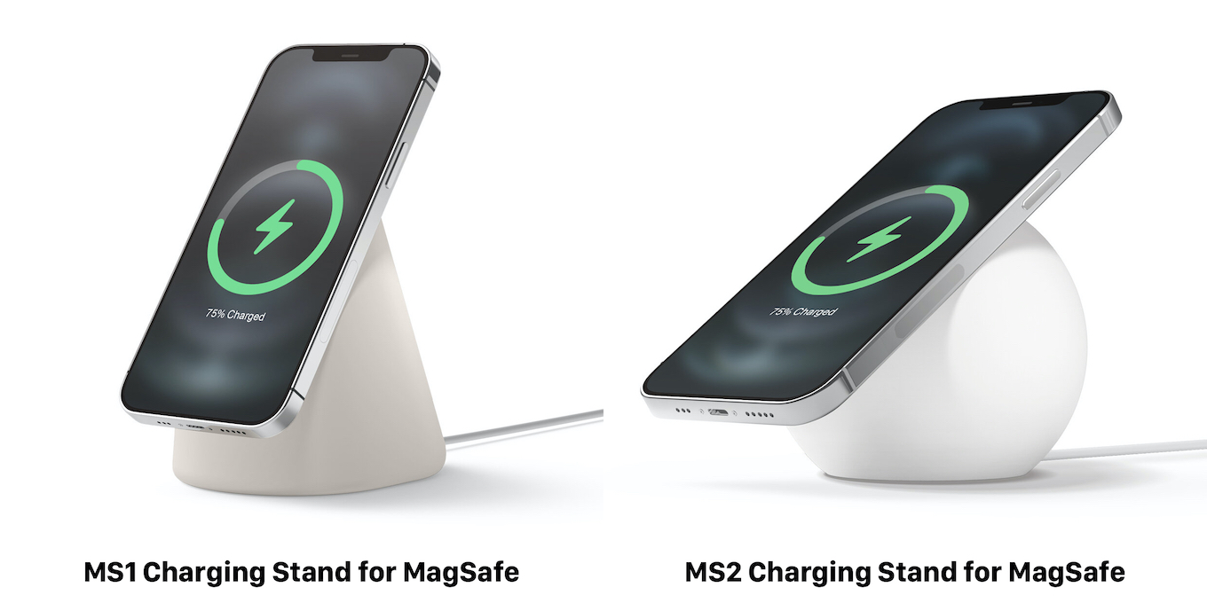 MS1 and MS2 Charging Stand for MagSafe