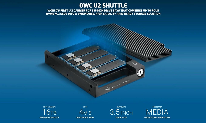 OWC U2 Shuttle