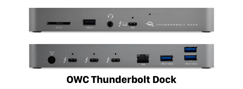 Thunderbolt 4 Dock