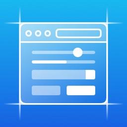 macOS 11 Big Sur UI Kit