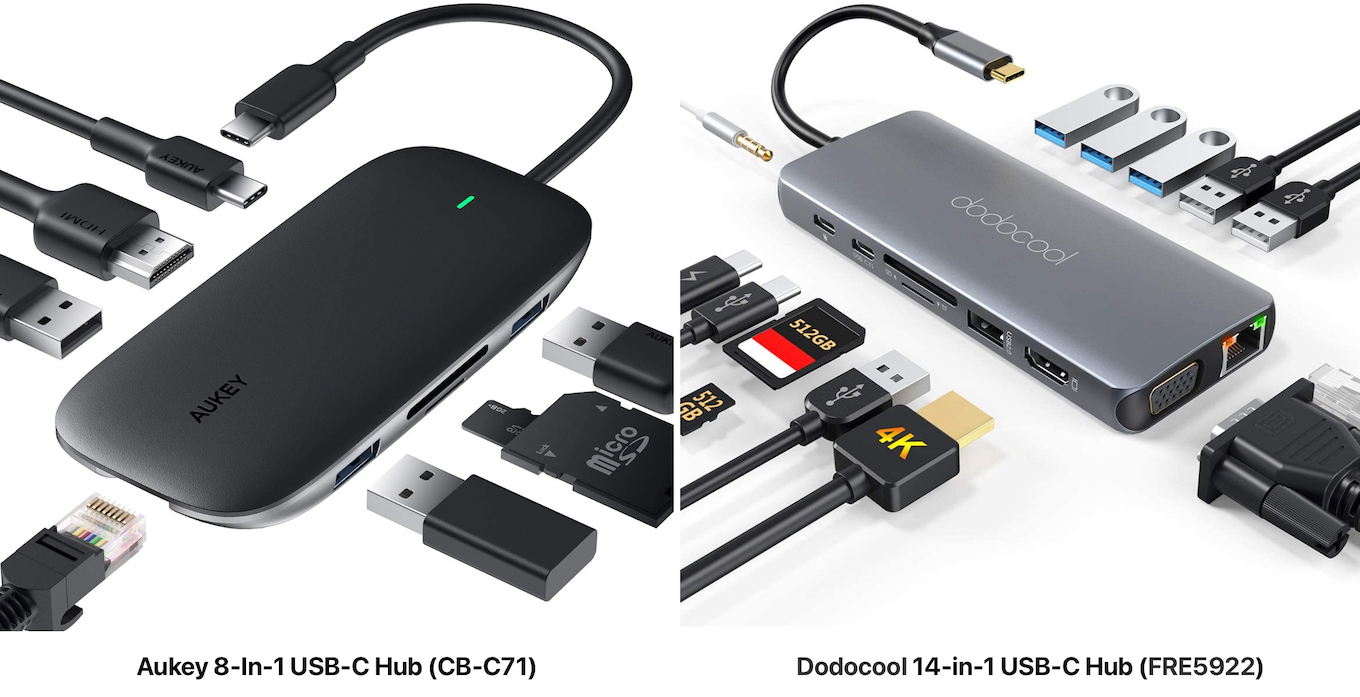 Non-compliant-powered-USB-C-hubs