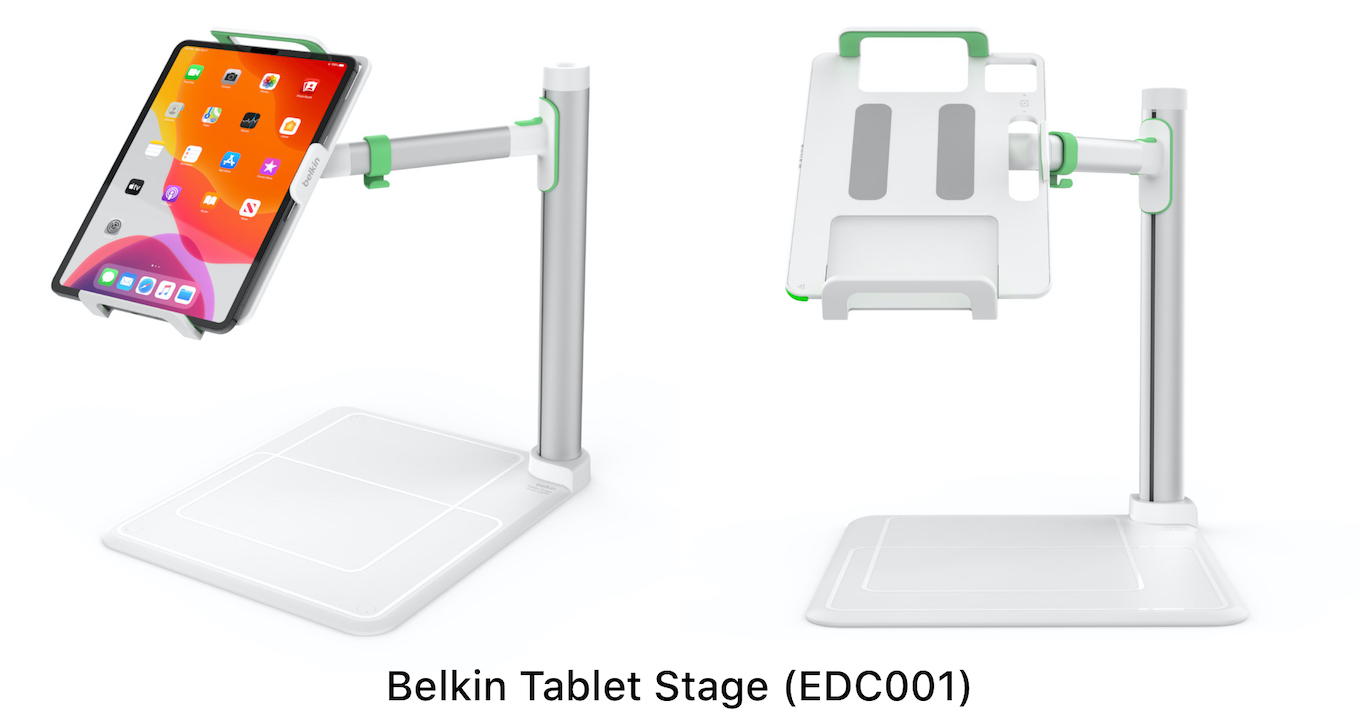 Tablet Stage Portable Projector Stand for iPad Pro