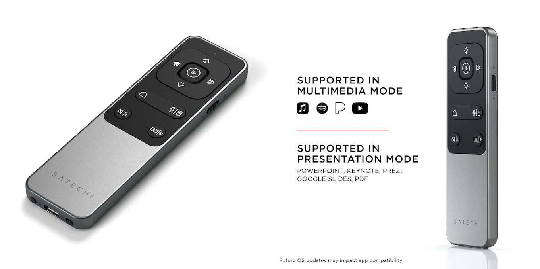 R2 Bluetooth Multimedia Remote Control