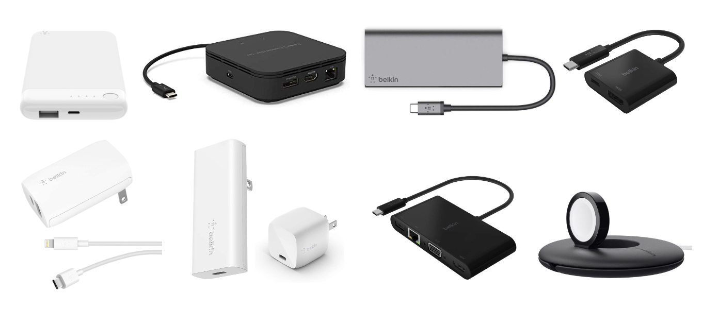 AmazonのタイムセールでBelkinのThunderbolt 3/USB-Cドックやモバイルバッテリー、iPhone 12シリーズの高速充電をサポートした20W USB-C PD充電器が特別価格で販売中。