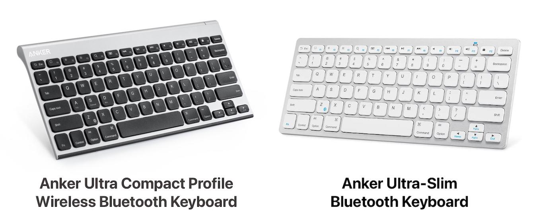 Anker Ultra-Slim Bluetooth Keyboard