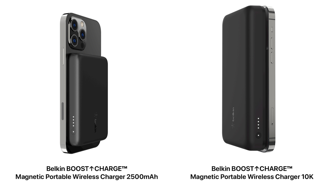Belkin Boostup charge Magnetic Portable Wireless Charger