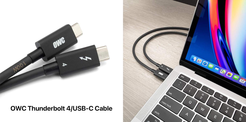 OWC Thunderbolt 4/USB-C Cable