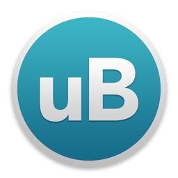uBar Windows taskbar
