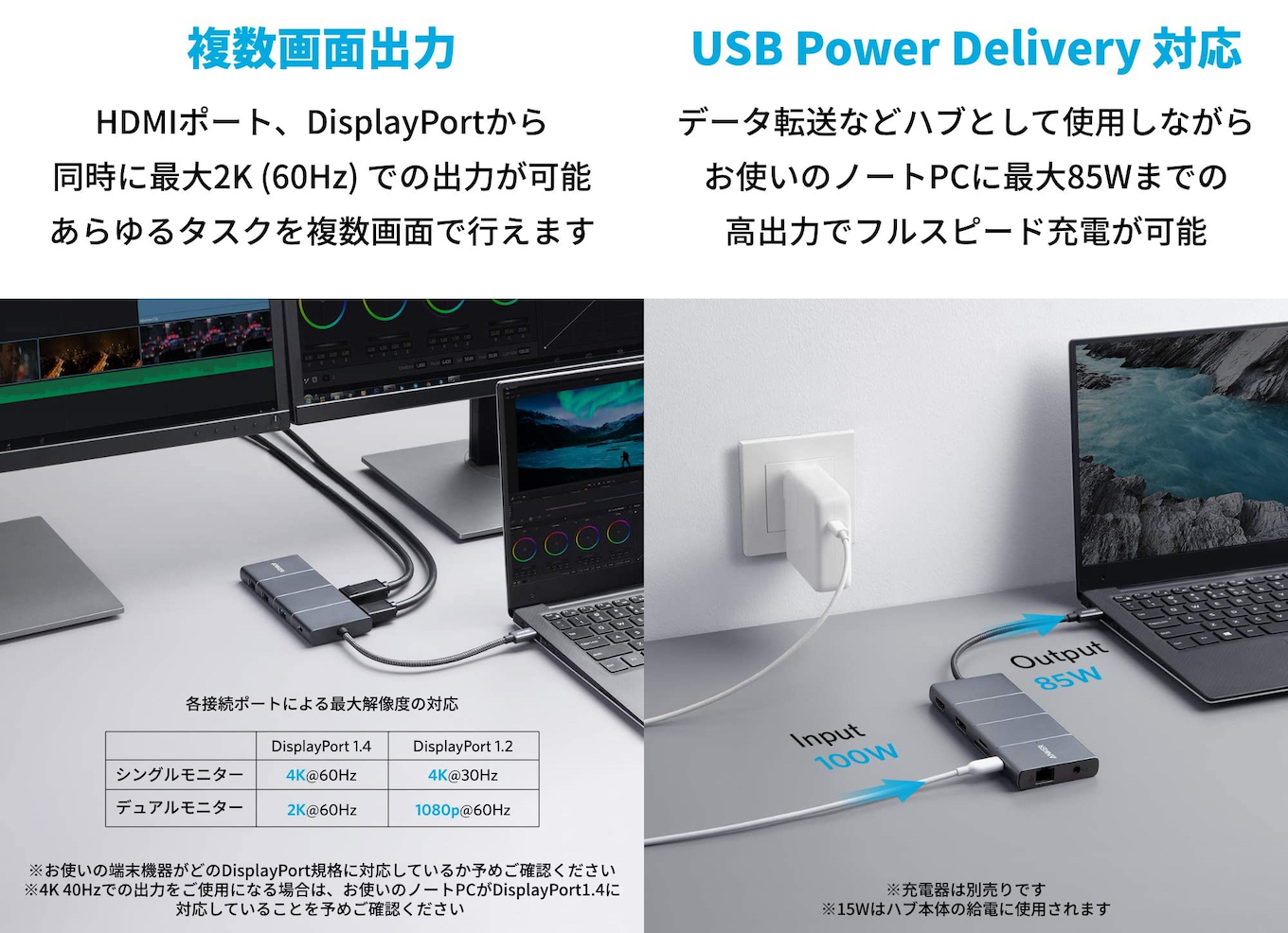 Anker PowerExpand 11-in-1 USB-C PD ハブ